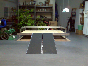 Aladdin-Storage-Lift-Loading-Ramp-Front-View